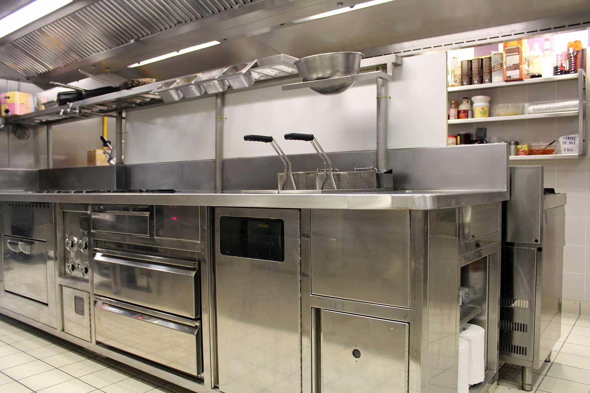 Concevoir sa cuisine professionnelle elixir for Concevoir une cuisine professionnelle